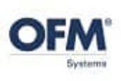 Logotipo OFM Systems